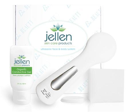Jellen® Ultrasonic Face and Body Toner