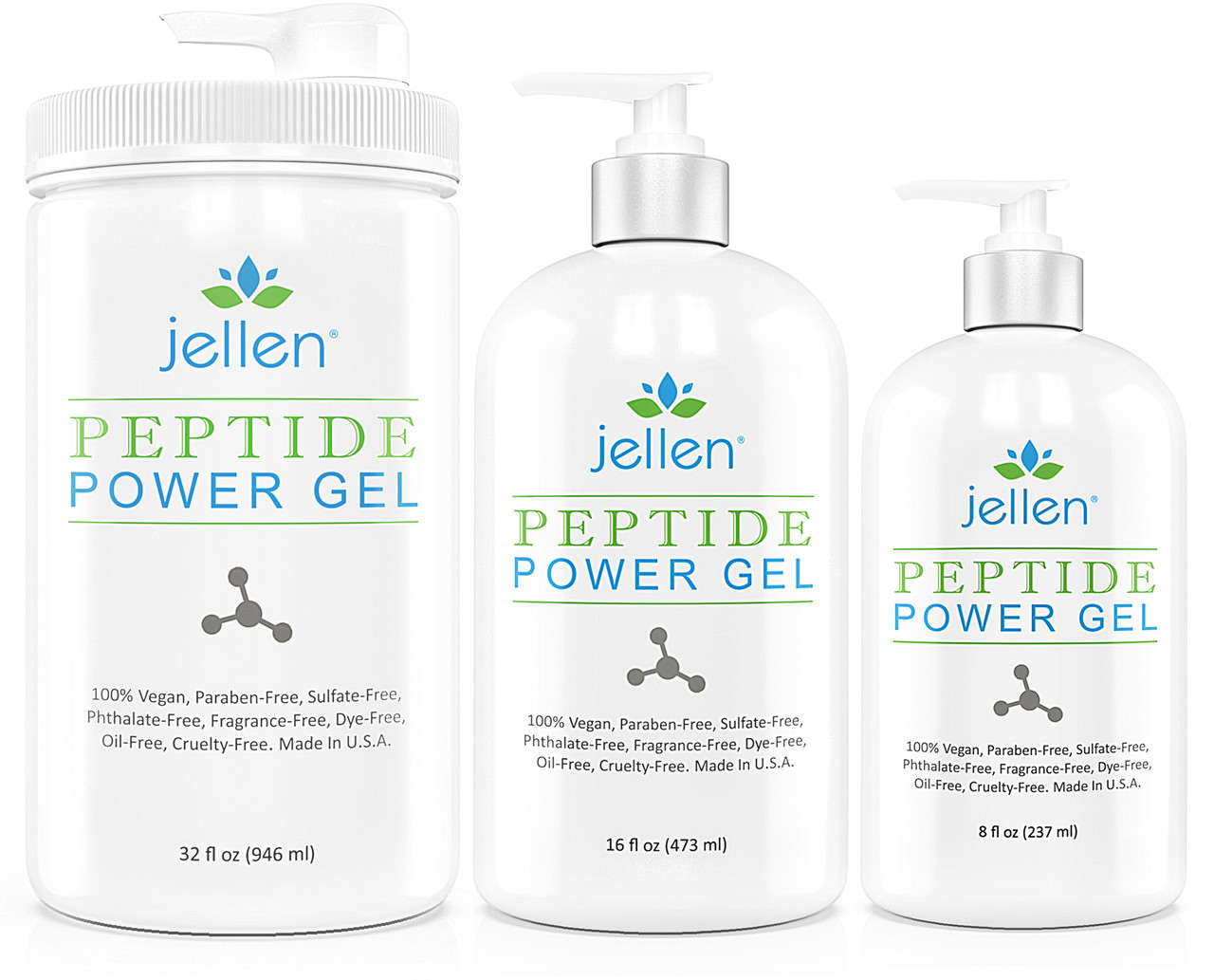 Jellen Peptide Power Conductive Facial Gel Nuface Mask