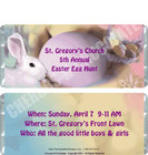 Easter 1 Candy Wrapper Sample