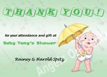 Babyshower Invitations Sample