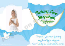 Baptismal Invitations Sample