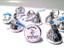 Bridal Shower Personalized Hershey's Kisses