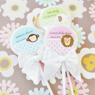 Baby Animal Lollipop Favors
