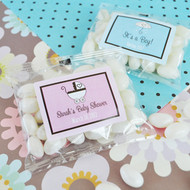 Babies are Sweet Personalized Jelly Bean Favors