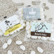 Elite Design Personalized Jelly Bean Favors