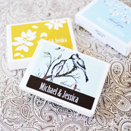 Personalized Wedding Gum Boxes