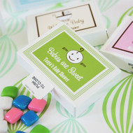 Personalized Baby Gum Boxes