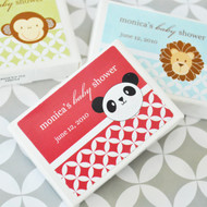 Personalized Baby Animal Gum Boxes