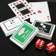 Personalized Vegas Gum Boxes