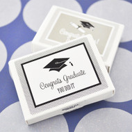 Personalized Graduation Gum Boxes