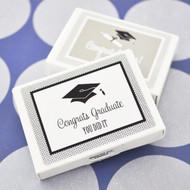Personalized Graduation Gum Boxes