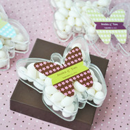 Personalized Butterfly Acrylic Favor Containers