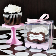 Baby Shower Cupcake Favor Containers