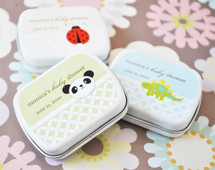 Baby Animal Mint Tins