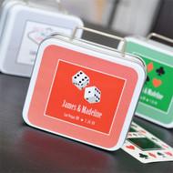 Vegas Suitcase Tins