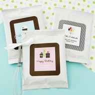 Personalized Birthday Hot Cocoa Favors