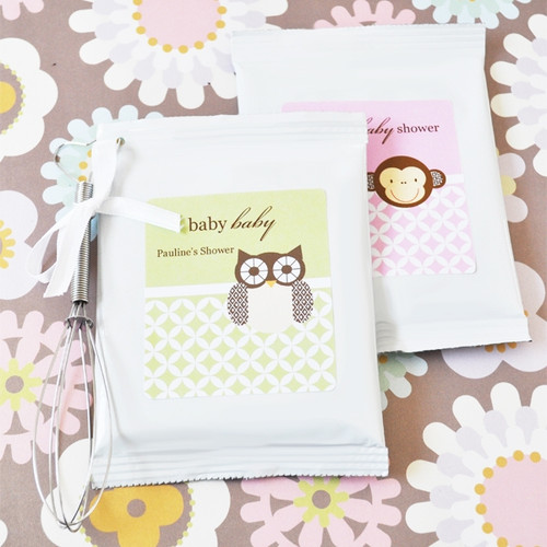 Baby Animal Hot Cocoa Favors