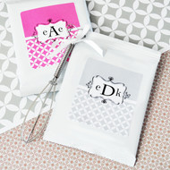 Mod Monogram Personalized Hot Cocoa