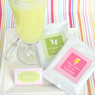Nothing is Sweeter Personalized Lemonade Mix Favors