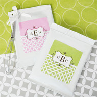 Mod Monogram Lemonade Mix Favors