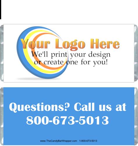 Custom Company Logo Candy Wrappers