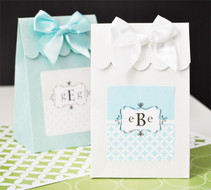 Mod Monogram Sweet Shoppe Candy Boxes