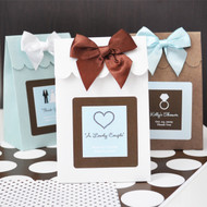 Theme Sweet Shoppe Candy Boxes