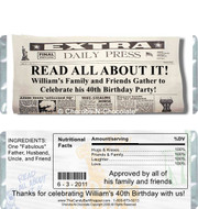 Over The Hill The Daily News Candy Bars