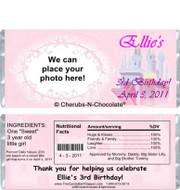 Cinderella Candy Bars Sample