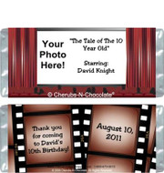 Silver Screen Candy Bars Sample