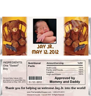 Baby Bears Candy Bars Sample