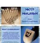 Hanukkah Candy Bars Sample