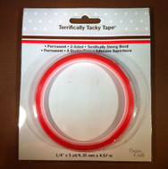 Terrifically Tacky Tape (double-sided adhesive)