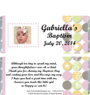 Baptism Candy Favors