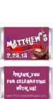 Willy Wonka Birthday Mini Candy Bars