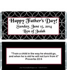 Happy Father's Day Candy Bar Wrappers