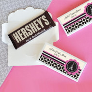 Parisian Party Candy Bar Covers