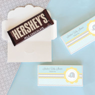 Blue Elephant Candy Bar Covers