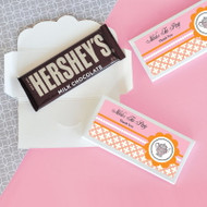 Tea Party Candy Bar Covers