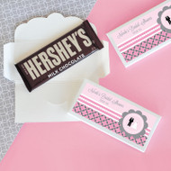 Wedding Shower Candy Bar Covers