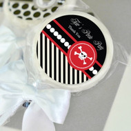 Pirate Party Personalized Lollipop Favors