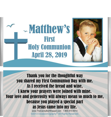 First Holy Communion Party Favors