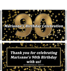 90th Birthday Candy Bar Wrappers