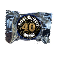 40th Birthday York Peppermint Patties