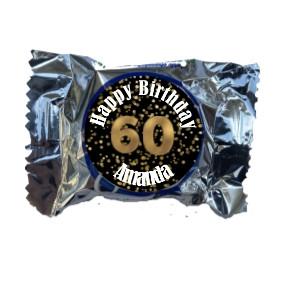 60th Birthday York Peppermint Patties
