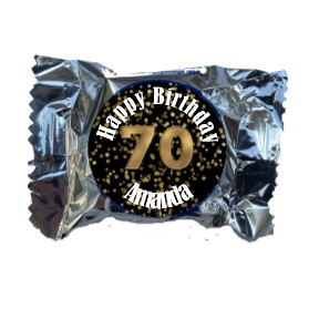70th Birthday York Peppermint Patties