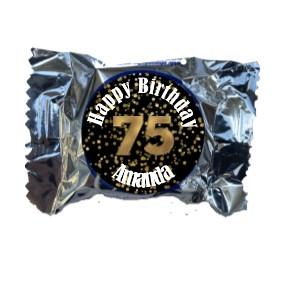 75th Birthday York Peppermint Patties