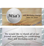 Volleyball Party Favors Sample