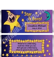 A Star is Born 1 Candy Wrapper Sample
