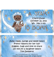 A Star is Born 2 Candy Wrappers Sample